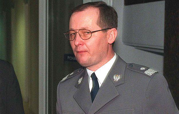 Gen. Marek Papała - zdjęcie archiwalne z 1997 r.