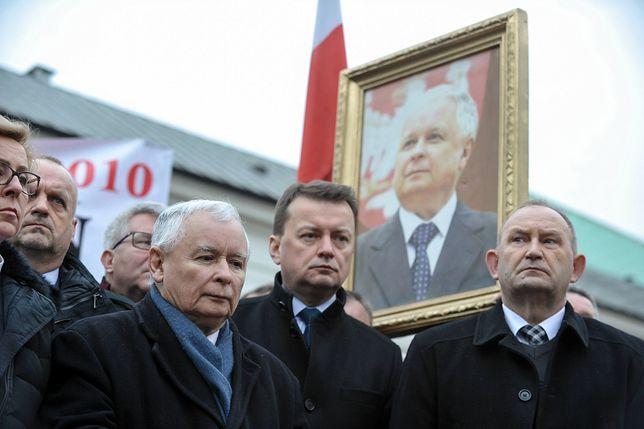 Internauci cytują słowa zmarłego Lecha Kaczyńskiego