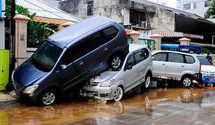 Powódź w Indonezji