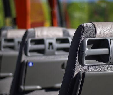 Zmarł kierowca busa, pasażerowie są ranni