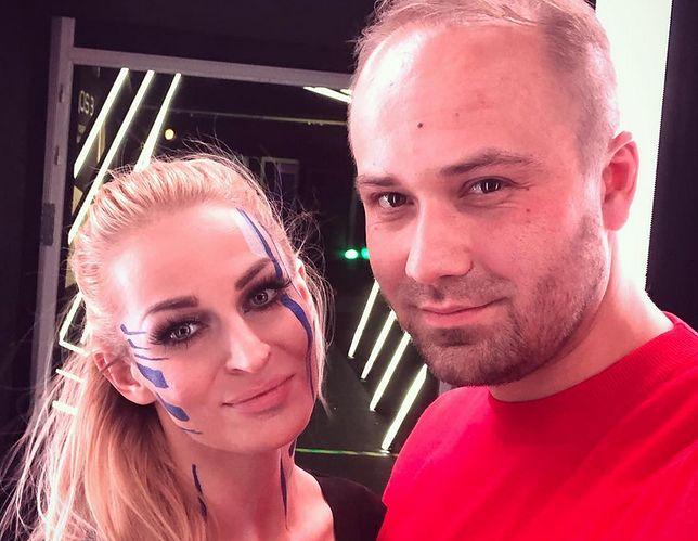Anita i Adrian są szczęśliwi po show TVN.