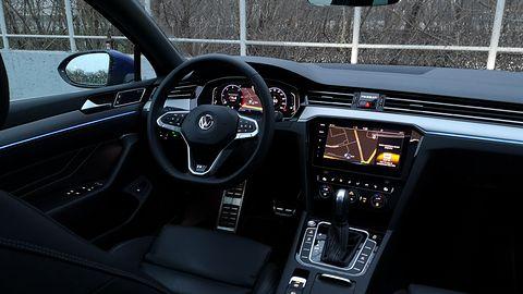 Volkswagen Passat Variant: Kamery 3D i 360 stopni oraz system audio Dynaudio