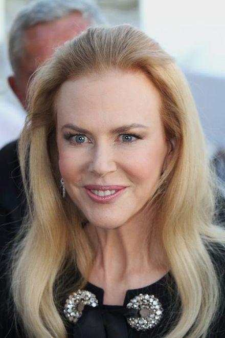 Nicole Kidman zmienia się z tygodnia na tydzień