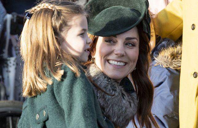 Księżna Kate jest dumna ze swojej córki księżniczki Charlotte