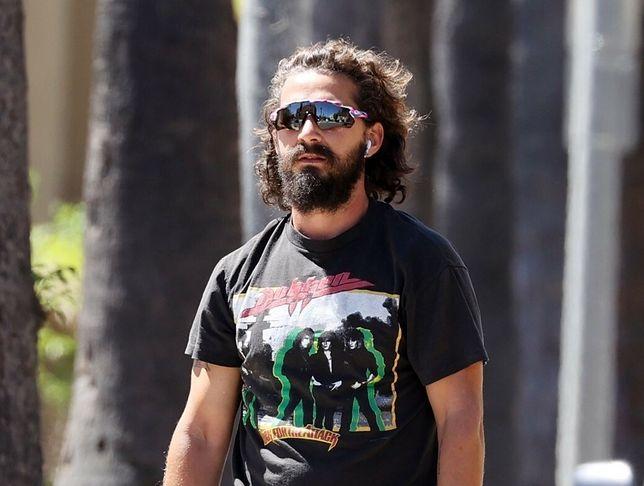 Shia LaBeouf przyłapany przez paparazzi. Po aferze zniknął z mediów