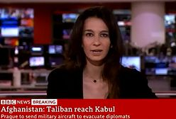 Świat wstrzymał oddech. Rzecznik talibów zadzwonił do BBC