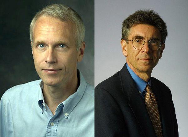 Brian K. Kobilka i Robert J. Lefkowitz