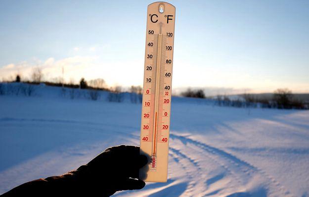 W sobotę nad ranem odnotowano w Polsce najniższą temperaturę tej zimy