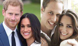 Ślub księcia Harry'ego i Meghan Markle znacznie skromniejszy. Czym się różni od uroczystości Kate i Williama?