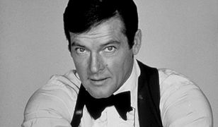Wzruszające pożegnanie sir Rogera Moore'a