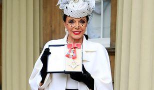 Joan Collins odznaczona Orderem Imperium Brytyjskiego! FOTO