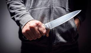 Szkocja: Pacjent ranił pielęgniarkę nożem. Został zatrzymany