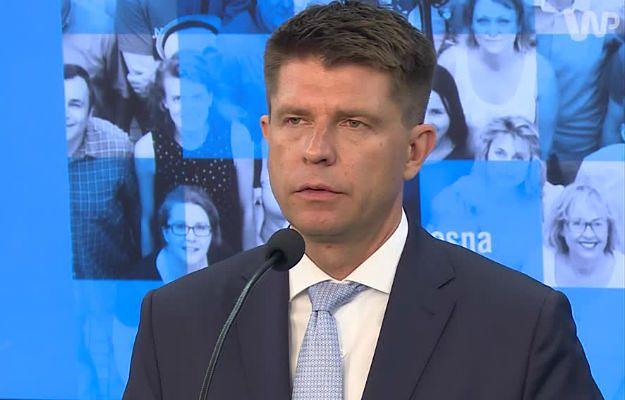 Mąż posłanki Kamili Gasiuk-Pihowicz odwołany z funkcji skarbnika Nowoczesnej