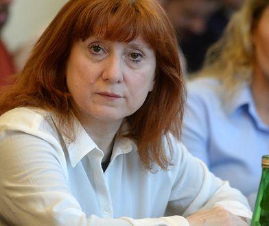 Małgorzata Prokop-Paczkowska jest nękana