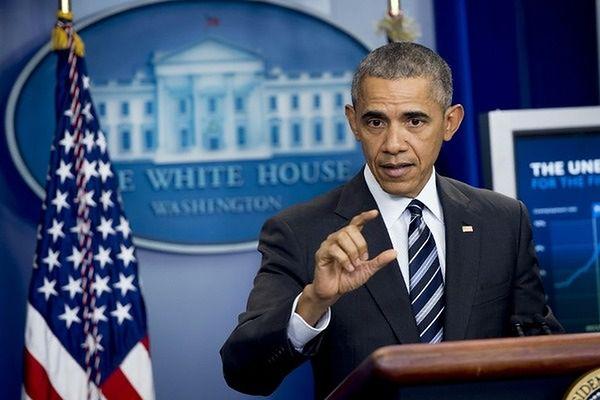Obama: interwencja Rosji w Syrii to dowód słabości Asada