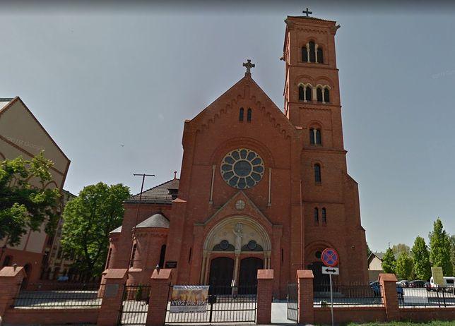 Kościoła pw. Najświętszego Serca Jezusa i św. Floriana w Poznaniu
