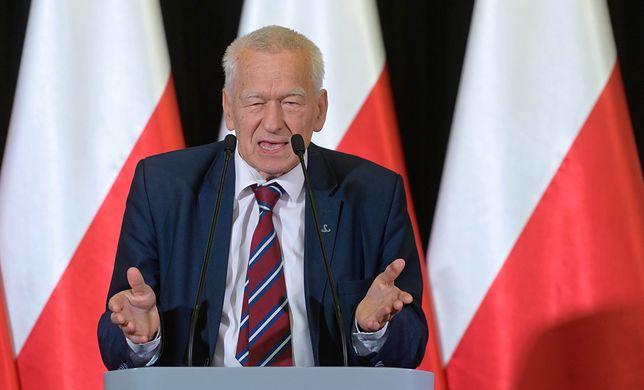 Pojawiają się zapowiedzi doniesień do prokuratury na partię Kornela Morawieckiego