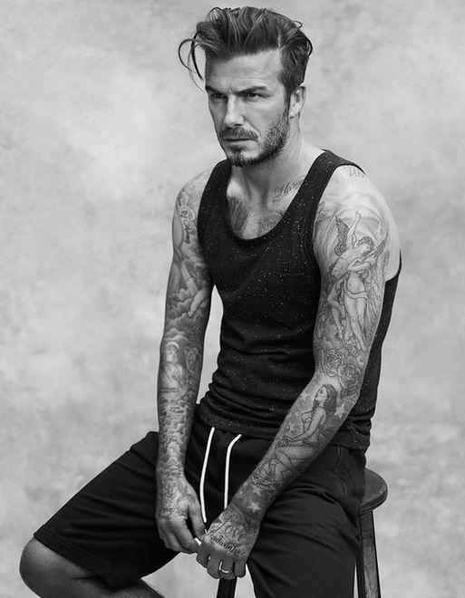 David Beckham dla popularnej sieciówki