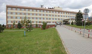 Bielsko-Biała. Zamiast okulistyki, łóżka covidowe
