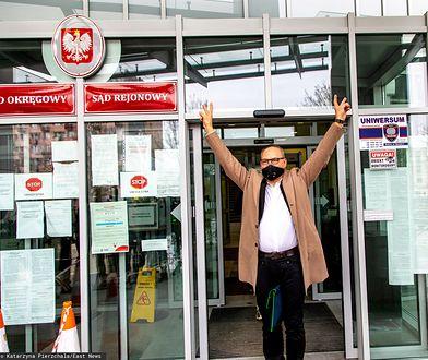 Radom. Prokuratura odwołała się od wyroku ws. działacza KOD