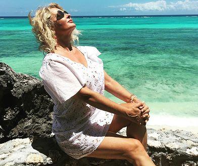 Majka Jeżowska pokazała się w bikini. 57-letniej piosenkarce niczego nie brakuje