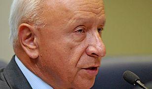 Bogdan Chazan jest znanym przeciwnikiem aborcji i in vitro