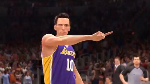 Wreszcie konkretny zwiastun NBA Live 14