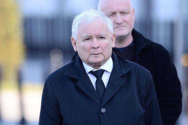 Ujawnił tajemnicę Kaczyńskiego. Szokujące słowa