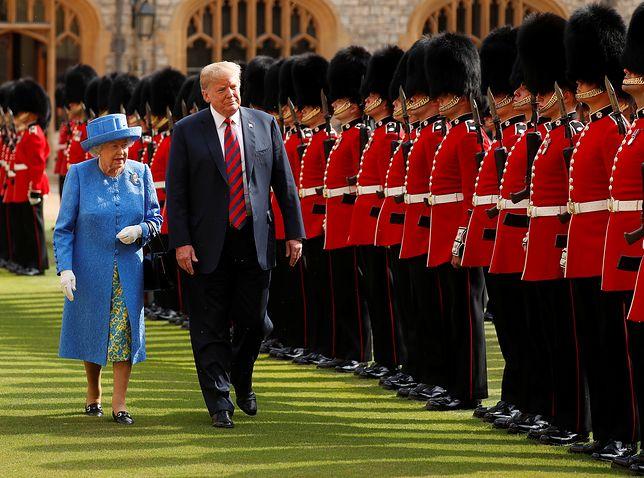 To już 12 prezydent, z którym spotkała się królowa