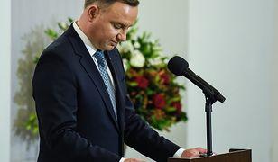 Prezydent Andrzej Duda w 2011 r. mówił, że ułaskawia się osoby winne