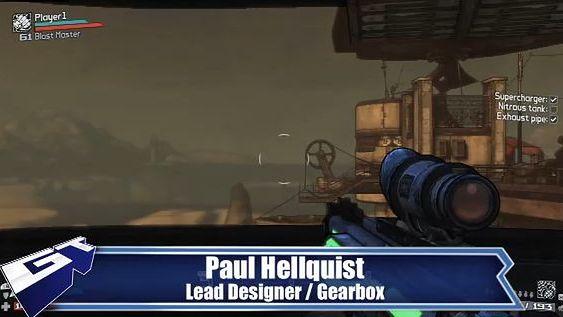 Generał Knoxx i jego zbrojownia są prawie tak ciekawe, jak polityka rekrutacyjna Gearbox