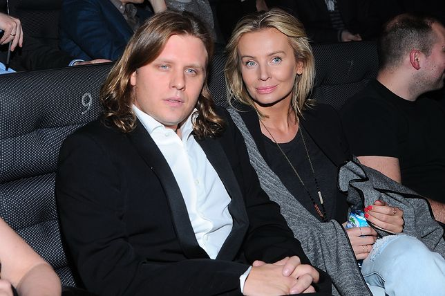 Piotr Woźniak-Starak i Agnieszka Woźniak-Starak