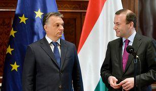 Viktor Orban i Manfred Weber