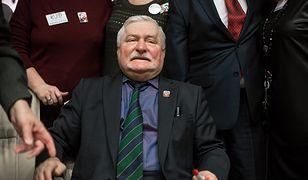 Reakcja Lecha Wałęsy była błyskawiczna