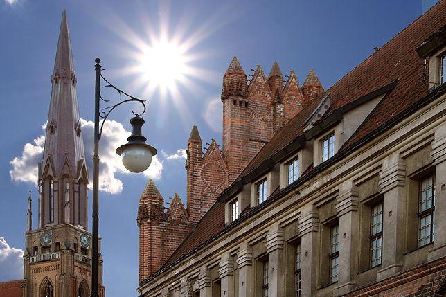 Chojna - jedno z piękniejszych barkowych miast w Polsce