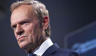 Donald Tusk: daleko nam dziś do Europy, jeśli chodzi o pewne standardy sprawowania władzy(Photo by Maciej Luczniewski/NurPhoto via Getty Images)