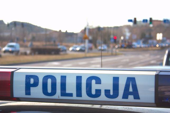 Śmiertelny wypadek na DK5 w Luszkowie