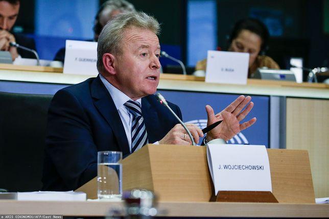 Janusz Wojciechowski przed komisją Parlamentu Europejskiego. Przyśpieszą ponowne przesłuchanie