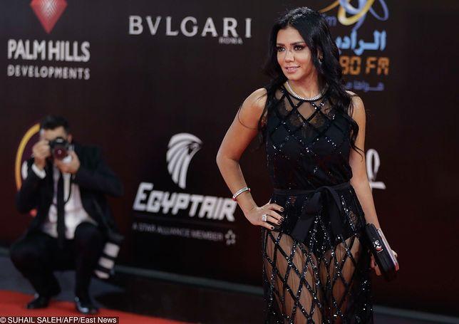 """Rania Youssef i jej """"obsceniczna"""" kreacja"""