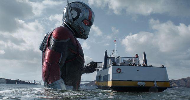"""Ant-man i Osa"": Historia najmniejszego superbohatera już na DVD i Blu-ray"