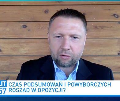Powyborcze sondaże PO. Marcin Kierwiński: cieszymy się z poparcia młodych