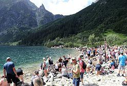 Tłumy w Tatrach. Padł rekord