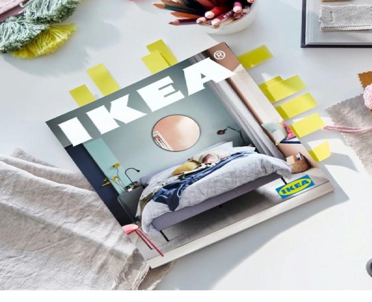W 2021 r. zainteresowani będa mogli po raz ostatni zapoznać się z katalogiem Ikea