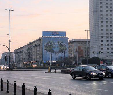 """""""Raj w sercu Polski"""" zaczyna się szeroko reklamować w sercu Warszawy. Kiedy otwarcie kompleksu Suntago?"""