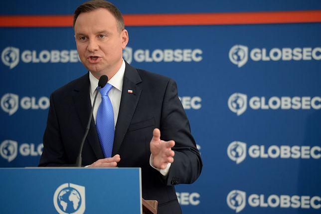 Duda: Polska gotowa zwiększyć aktywność w ramach koalicji antyterrorystycznej