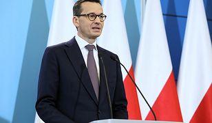 Mateusz Morawiecki: przyjęta przez nas nowelizacja osłabia atak na Polskę
