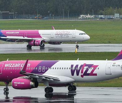 Samoloty na lotnisku Chopina