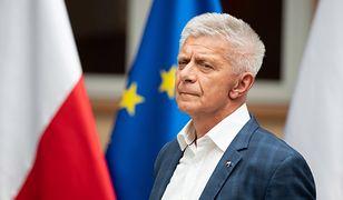 Andrzej Duda w USA. Belka: Mam nadzieję, że nie będzie powodów do wstydu