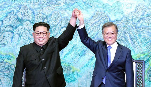 Przywódcy Korei Północnej i Południowej podpisali historyczne porozumienie o zakończeniu wojny
