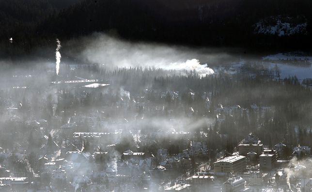 Smog w Zakopanem